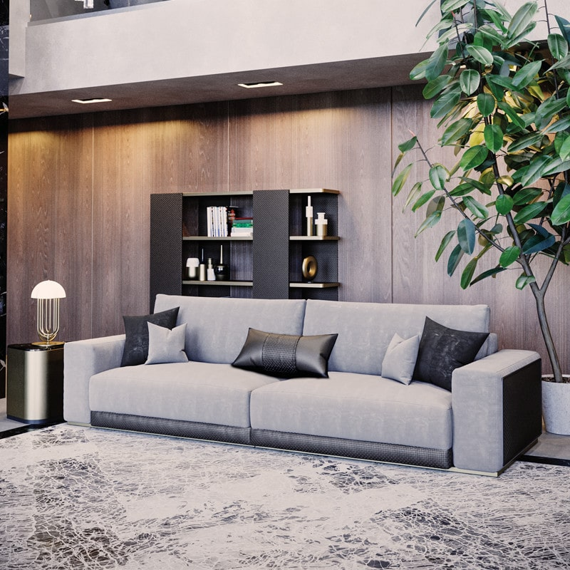 GASTON-2 PRODUCTS SM Living Couture Sofas