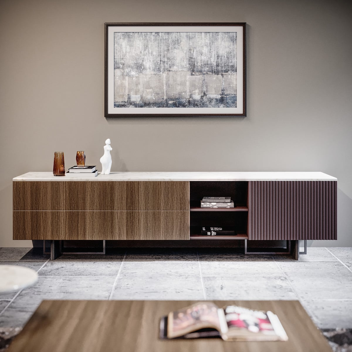 KATE-low-sideboard-2 Cabinets & Sideboards PRODUCTS SM Living Couture