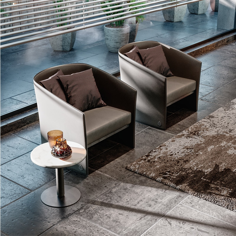 LAWRENCE-2 Armchairs & Chaises Longues PRODUCTS SM Living Couture